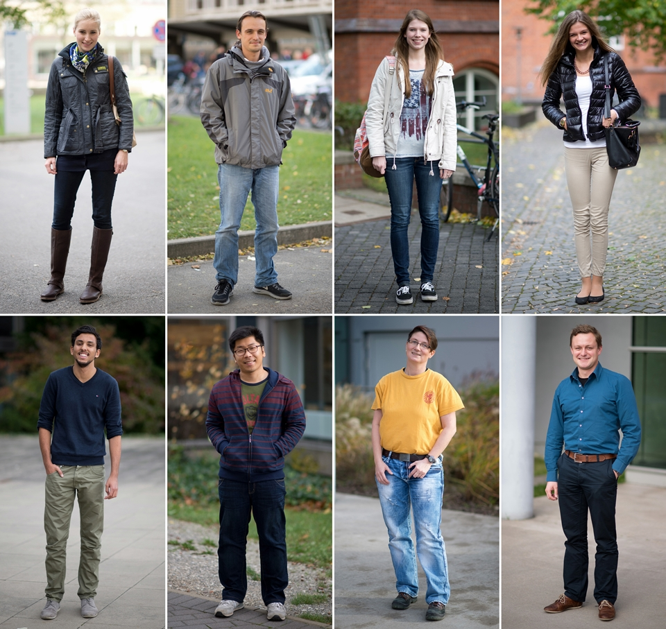 Laufsteg Hörsaal: Die Mode-Codes an der Uni