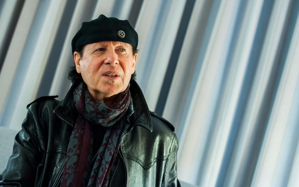 Scorpionssänger Klaus Meine
