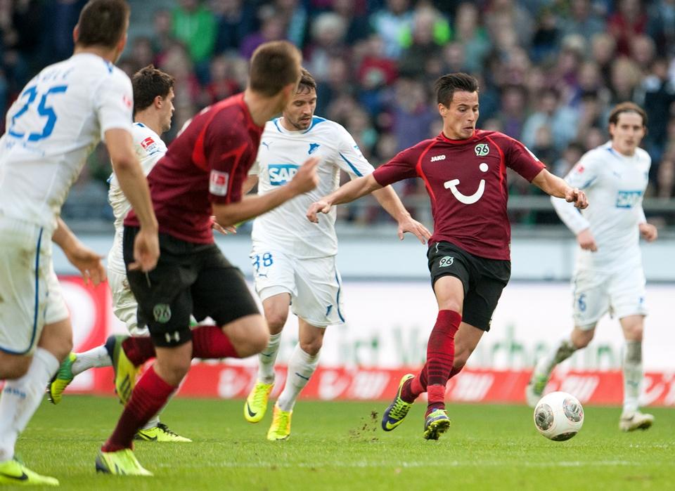 Hannover 96 - 1899 Hoffenheim 1:4