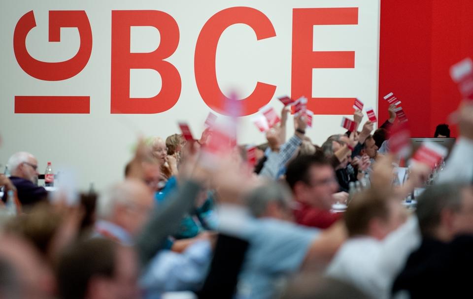 IG-BCE Gewerkschaftskongress
