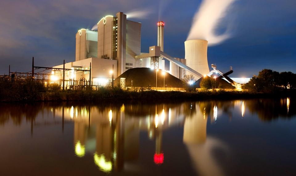 Steinkohlekraftwerk Hannover-Stöcken
