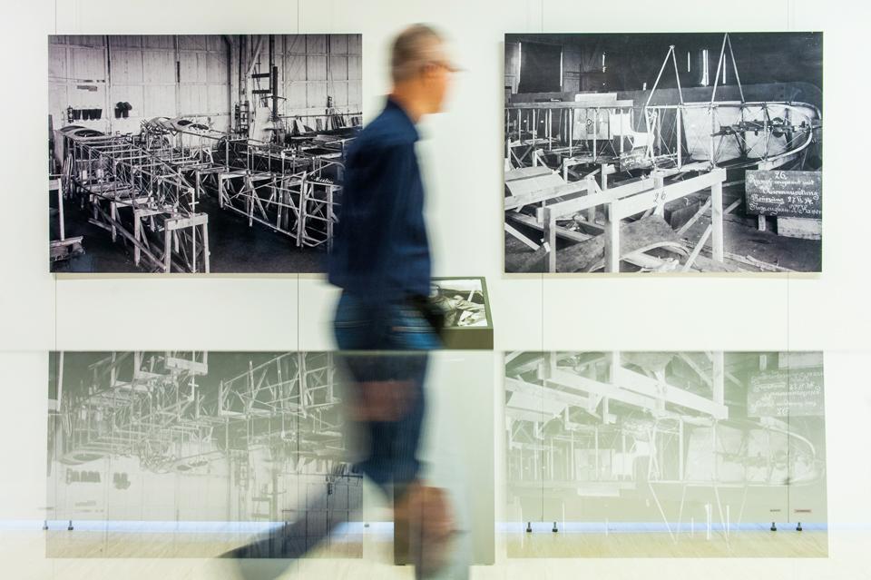 """Ausstellung """"Nur Fliegen ist schöner"""""""