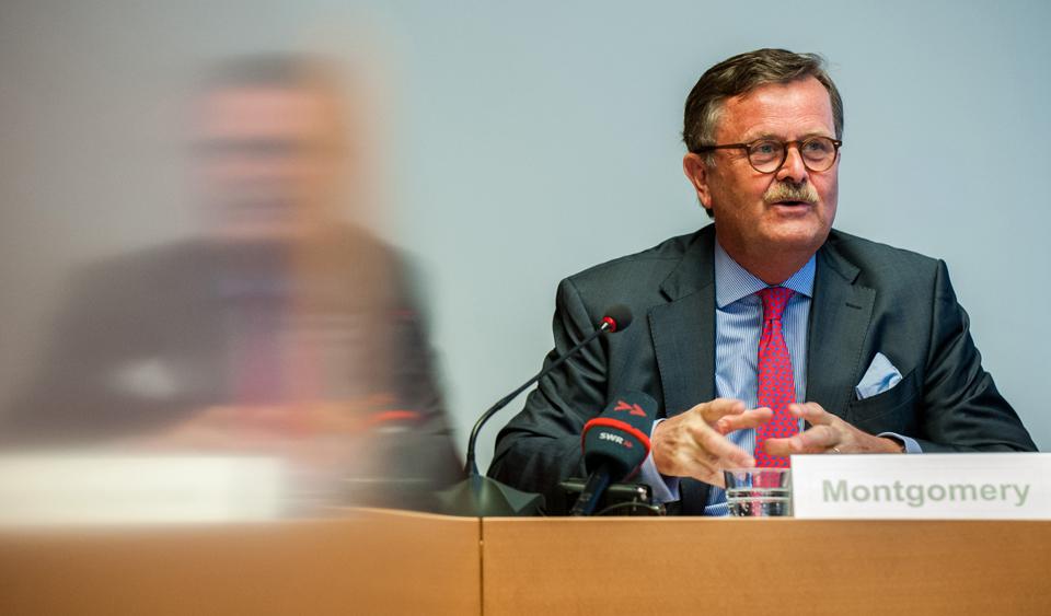 Pressekonferenz Bundesärztekammer